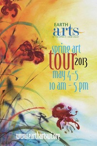 Earth Arts Tour Brochure 2013