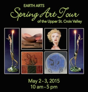 2015 Spring Art Tour - Earth Arts