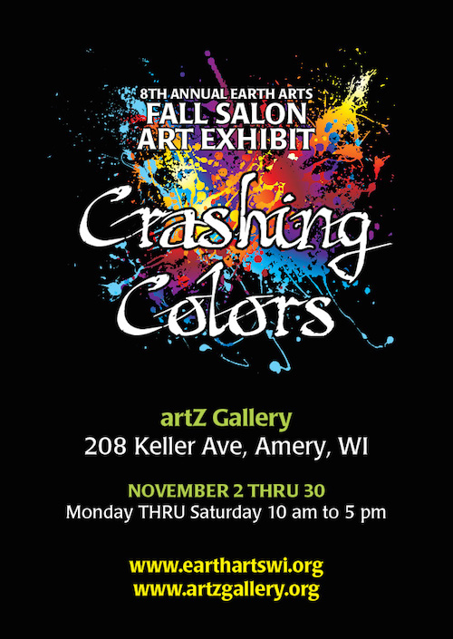 Fall Salon 2015 Postcard
