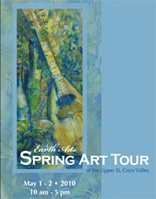 Earth Arts Tour Brochure 2010