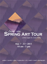 Earth Arts Tour Brochure 2011