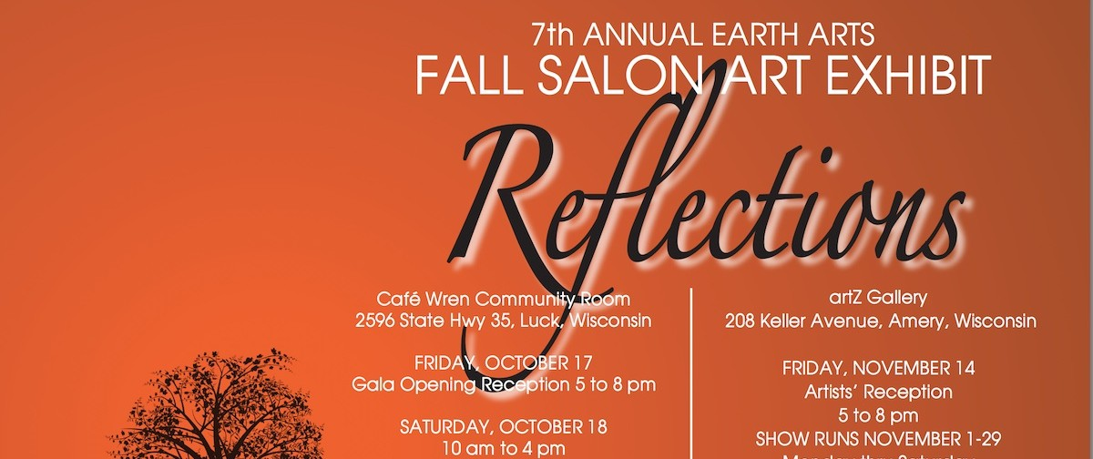 Earth Arts Fall Salon - October 2014