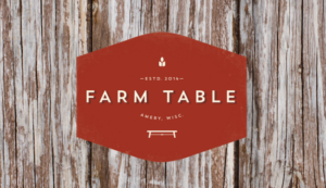 Earth Arts Earth Arts - Farm table amery